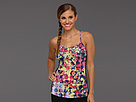 Colorblock Floral Cami by SKECHERS