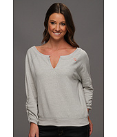 SKECHERS - Split Neck Sweatshirt