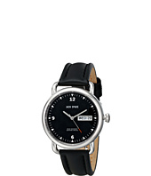 Jack Spade - Stillwell Black Face with Leather Rigid Heavystitch Strap
