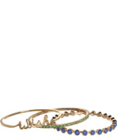 Jessica Simpson - Colorwheel Wish Bangle Set