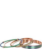 Jessica Simpson - Colorwheel Bangle Set