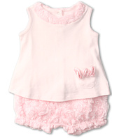 Biscotti - Precious Rose Top and Bloomer Set (Infant)