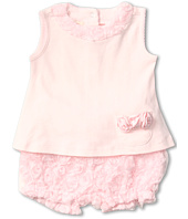 Biscotti - Precious Rose Top and Bloomer Set (Newborn/Infant)