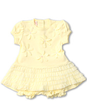 Biscotti - Oopsy Daisy Dress and Bloomer (Infant)