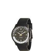 Jack Spade - Cortlandt Black Face with Black & White Inner Bezel
