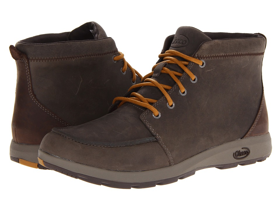 Chaco Brio Bungee Mens Lace up Boots