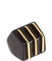 Vince Camuto - Neutral Territory Wood Resin Ring