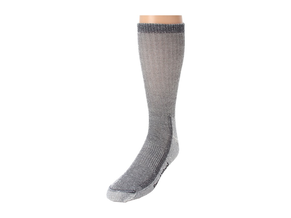Smartwool - Hike Medium Crew (Gray) Crew Cut Socks Shoes