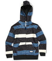 Billabong Kids - Daily Henley HD Zip Hoodie (Toddler/Little Kids)