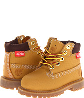 "Timberland Kids - 6"" Premium Waterproof Scuff Proof II Boot (Toddler/Little Kid)"