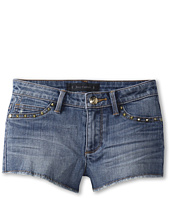 Juicy Couture Kids - Core Denim Cutoff Short (Toddler/Little Kids/Big Kids)