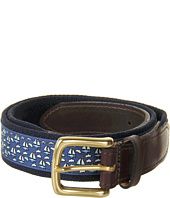 Vineyard Vines - Micro Sailboat Canvas Club Belt