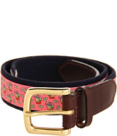 Vineyard Vines - Coconut Drink Canvas Club Belt