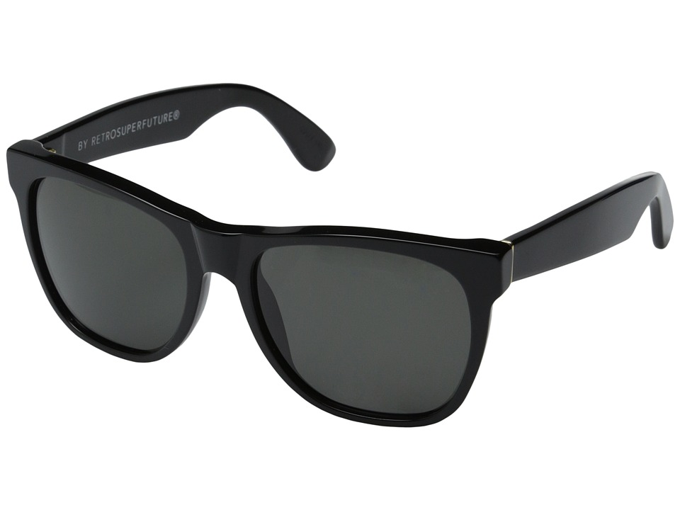 Super Basic Black Fashion Sunglasses