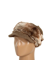 Grace Hats - Torte Casq Suzy- Faux Fur