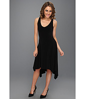 Karen Kane - Asymmetrical V-Neck Dress
