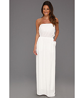 Splendid - Rayon Voile Strapless Maxi Dress