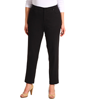 Anne Klein Plus - Plus Size Ponte 5 Pocket Pant