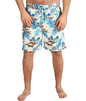 Tommy Bahama Big & Tall - Big & Tall Dusk Til Palm Swim Trunks