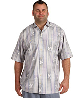 Tommy Bahama Big & Tall - Big & Tall Streaming Floral S/S Woven
