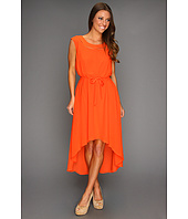 Jessica Simpson - Peekaboo High-Low Blouson Dress