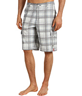 Tommy Bahama - Poconos Plaid Hybrid Swim Trunk