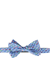 Vineyard Vines - Kentucky Derby® Silk Whale Bow Tie