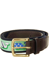 Vineyard Vines - Kentucky Derby® Silk Whales Club Belt