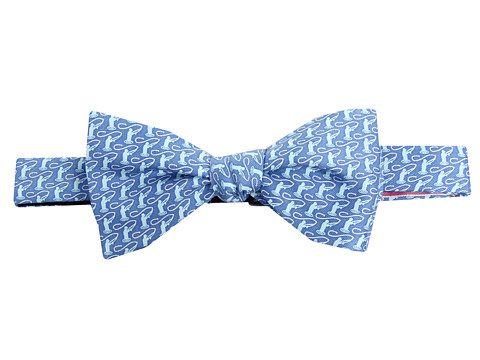 Price Comparisons Vineyard Vines Fly Fish Printed Bow Tie