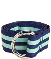 Vineyard Vines - Harbor Stripe Grosgrain Belt