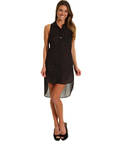 BCBGeneration - Sleeveless Button Up Shirtdress