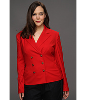 Anne Klein Plus - Plus Size Peacoat