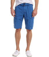 DKNY Jeans - Overdyed Canvas Cargo Shorts