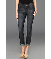DKNY Jeans - Polka Dot Soho Crop in Indigo