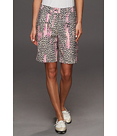 DKNY Golf - Animal Print 19 in. Short