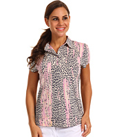 DKNY Golf - Animal Short Sleeve Top