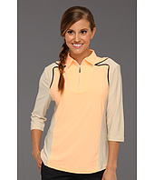 DKNY Golf - Leigha 3/4 Sleeve Top