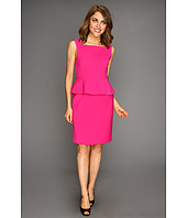 Anne Klein Petite - Peplum Sheath Dress