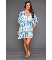 Echo Design - Batik Elastic Butterfly Coverup