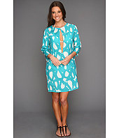 Echo Design - Mambo Circles Keyhole Tunic Coverup