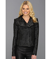 BCBGMAXAZRIA - Sully Faux Leather Jacket