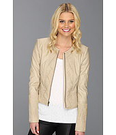 BCBGMAXAZRIA - Leo Faux Leather Jacket