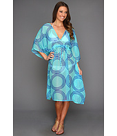 Echo Design - Retro Rings Double V Coverup