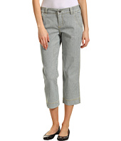 Jag Jeans - Thea Crop Tiny Stripe Denim
