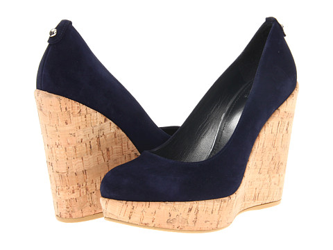 Shop Stuart Weitzman online and buy Stuart Weitzman Corkswoon Nice Blue Suede Footwear - Zappos.com is proud to offer the Stuart Weitzman - Corkswoon (Nice Blue Suede) - Footwear: You'll have them swooning when you step out in this chic wedge. ; Made in a variety of upper materials. ; Slip-on construction. ; Leather lining. ; Lightly padded footbed. ; Cork platform wedge. ; Rubber sole. ; Made in Spain. Measurements: ; Heel Height: 4 1 2 in ; Weight: 11 oz ; Platform Height: 1 1 4 in ; Product measurements were taken using size 7.5, width M. Please note that measurements may vary by size.