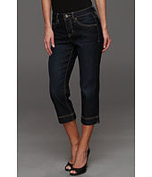 Jag Jeans - Blossom Mid-Rise Crop in Midnight