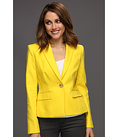 Anne Klein Petite - Petite One Button Blazer
