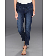 Jag Jeans - Carrie Pull-On Slim Ankle in Blue Dive