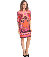 Donna Morgan - Tanya Printed Jersey Shift Dress