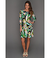 Donna Morgan - Justine Flounce Hem Jersey Dress
